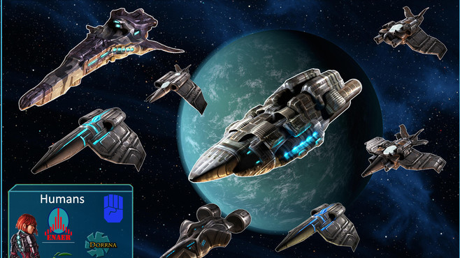 Galactic Inheritors Screenshot 19