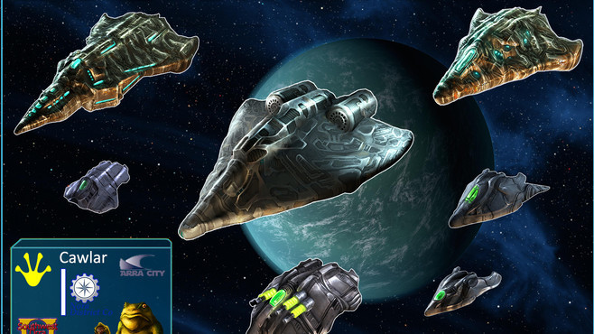 Galactic Inheritors Screenshot 22