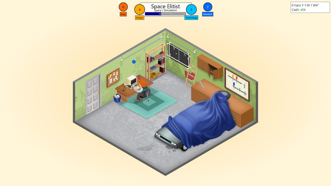 Game Dev Tycoon Screenshot 1