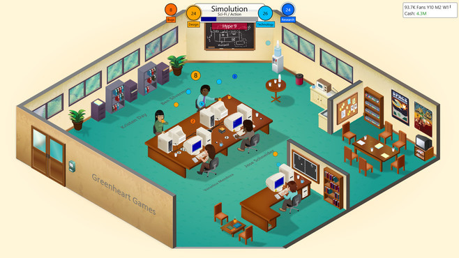 Game Dev Tycoon Screenshot 8