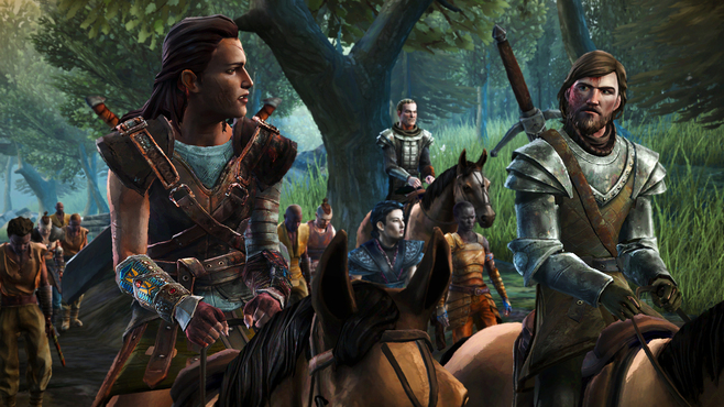 Game of Thrones - A Telltale Games Series Screenshot 12