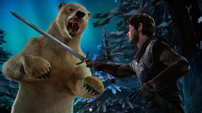 Game of Thrones - A Telltale Games Series Screenshot 10