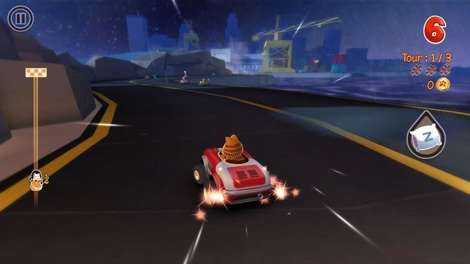 Garfield Kart Screenshot 2
