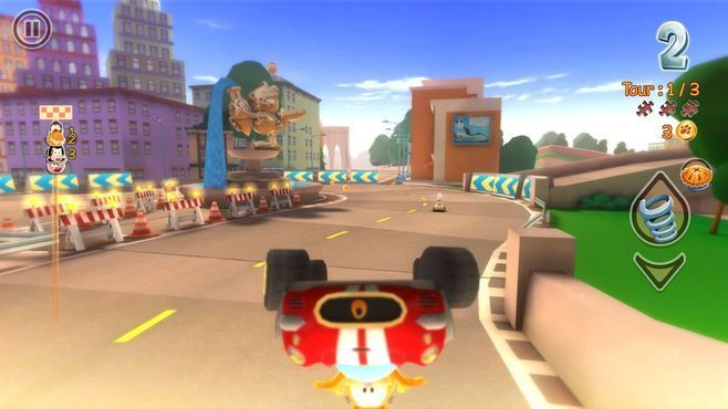 Garfield Kart Screenshot 6