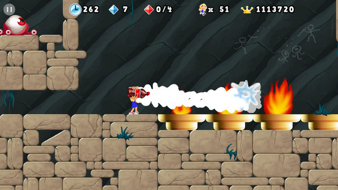 Giana Sisters 2D Screenshot 11