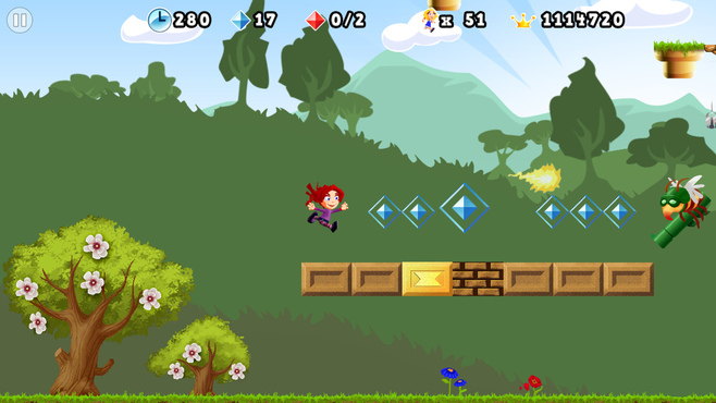 Giana Sisters 2D Screenshot 12