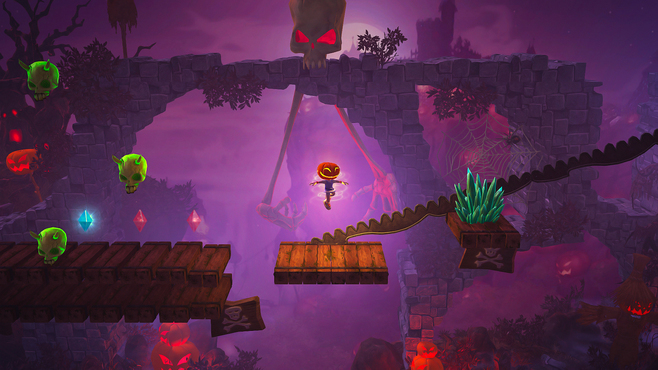 Giana Sisters: Twisted Dreams - Rise of the Owlverlord Screenshot 8