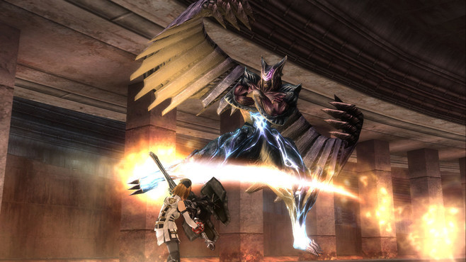 GOD EATER 2 Rage Burst Screenshot 2