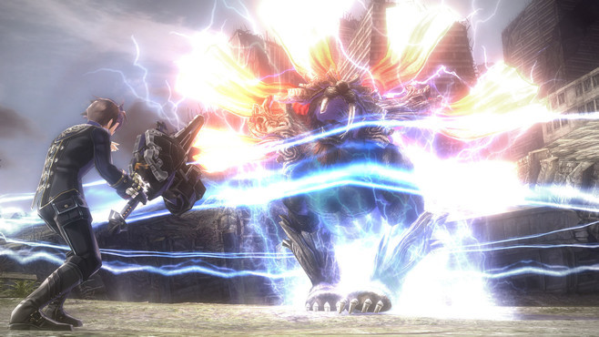 GOD EATER 2 Rage Burst Screenshot 4