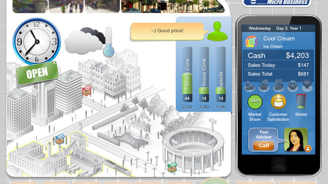 GoVenture Micro Business Screenshot 1