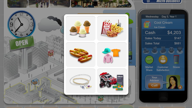 GoVenture Micro Business Screenshot 2