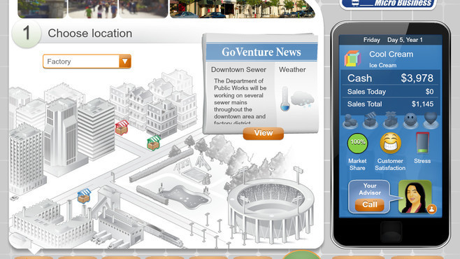 GoVenture Micro Business Screenshot 3