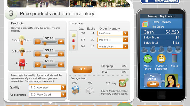 GoVenture Micro Business Screenshot 4