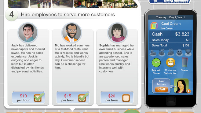 GoVenture Micro Business Screenshot 6