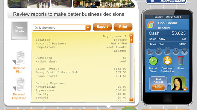 GoVenture Micro Business Screenshot 9