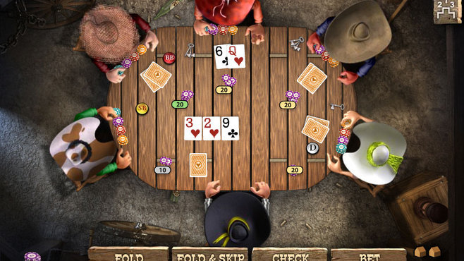 Governor of poker 2 review premium edition