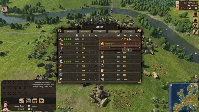 Grand Ages: Medieval Screenshot 3