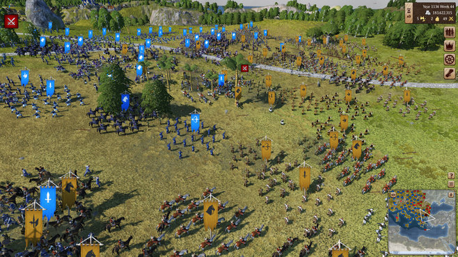 Grand Ages: Medieval Screenshot 4