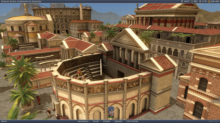 GRAND AGES: ROME GOLD Screenshot 2