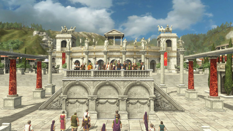 GRAND AGES: ROME GOLD Screenshot 12
