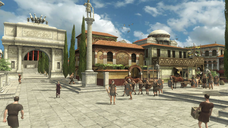 GRAND AGES: ROME GOLD Screenshot 13