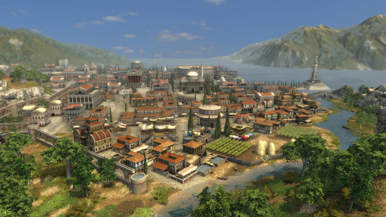 GRAND AGES: ROME GOLD Screenshot 14