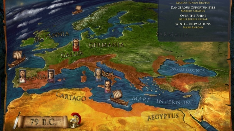 GRAND AGES: ROME GOLD Screenshot 21