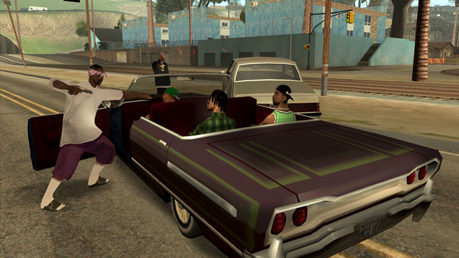 Grand Theft Auto: San Andreas Screenshot 9