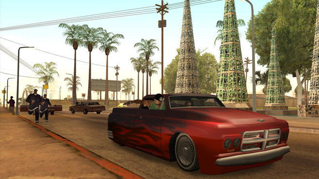 Grand Theft Auto: The Trilogy Screenshot 7