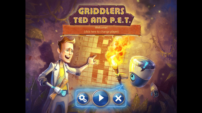 Griddlers Ted and P.E.T. Screenshot 1