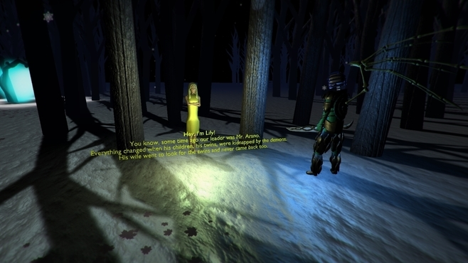 Guardian Of December Screenshot 2