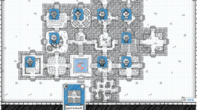 Guild of Dungeoneering Screenshot 3