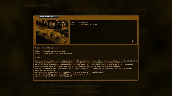 Hacker Evolution Screenshot 3