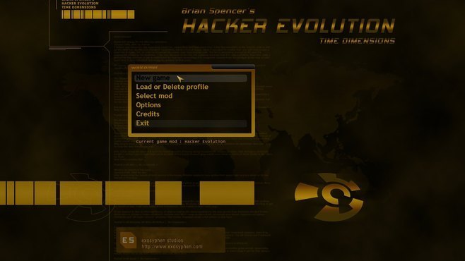Hacker Evolution Screenshot 4
