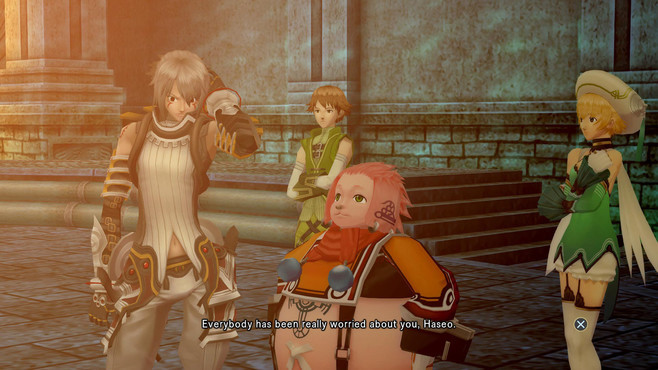 .hack//G.U. Last Recode Screenshot 3