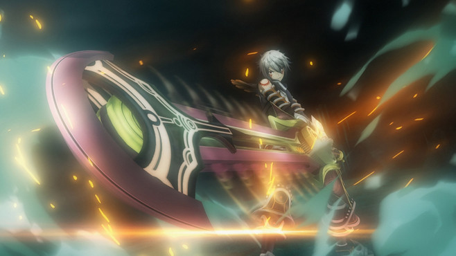 .hack//G.U. Last Recode Screenshot 7