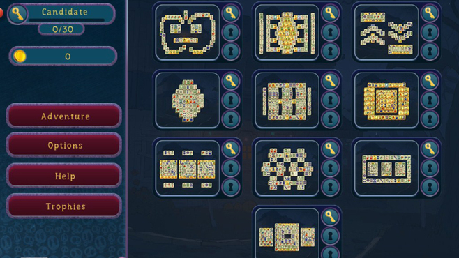 Halloween Night Mahjong Screenshot 6