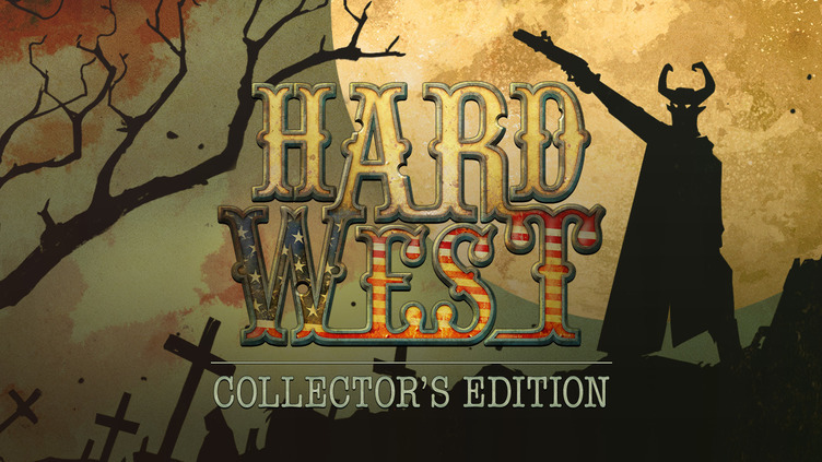 Hard West - Collector's Edition Screenshot 1