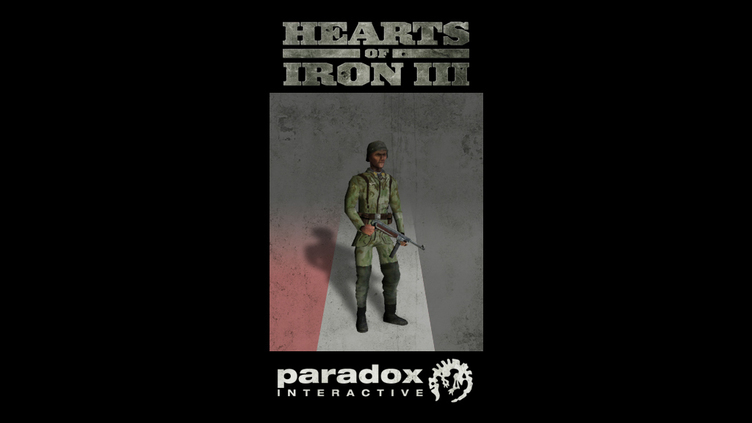 Hearts of Iron III: German Infantry Pack Screenshot 2