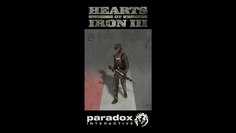 Hearts of Iron III: German Infantry Pack Screenshot 5