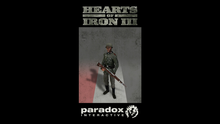 Hearts of Iron III: German Infantry Pack Screenshot 6