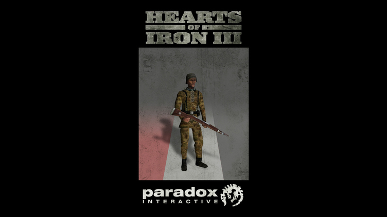 Hearts of Iron III: German Infantry Pack Screenshot 7
