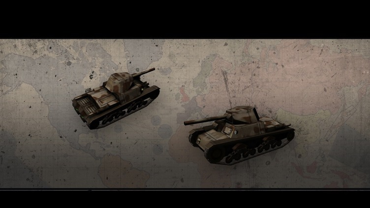 Hearts of Iron III: Italian Vehicle Pack Screenshot 2