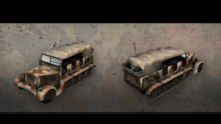 Hearts of Iron III: Italian Vehicle Pack Screenshot 6