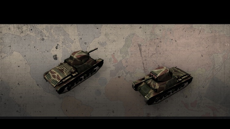 Hearts of Iron III: Italian Vehicle Pack Screenshot 9