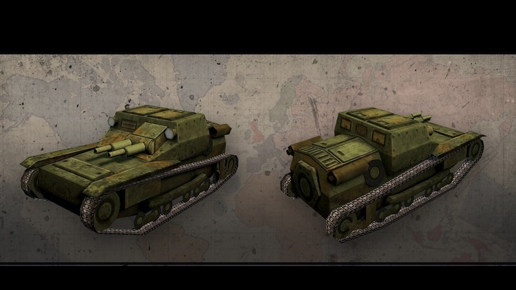 Hearts of Iron III: Italian Vehicle Pack Screenshot 10