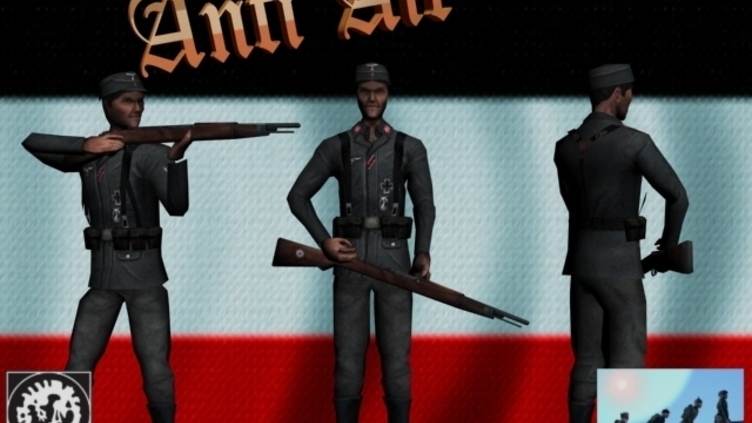 Hearts of Iron III: Mega German Spritepack Screenshot 1