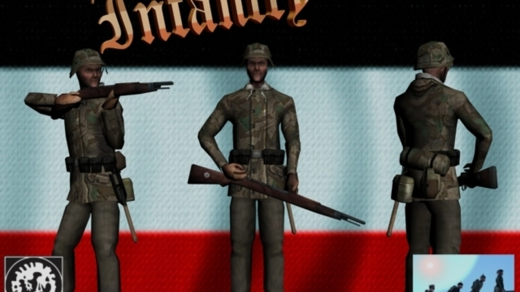 Hearts of Iron III: Mega German Spritepack Screenshot 3