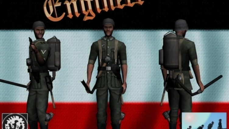 Hearts of Iron III: Mega German Spritepack Screenshot 4