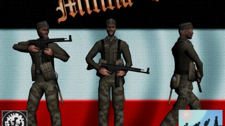 Hearts of Iron III: Mega German Spritepack Screenshot 5